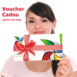 Voucher Vacante Cadou