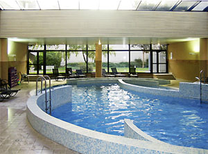 Ibis Berthier Paris piscina