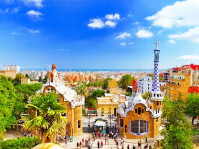Parcul Guell,