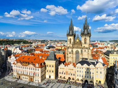Praga City Break