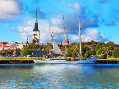 Tallinn-St Petersburg DUO City Break