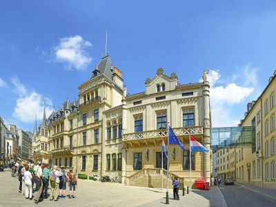 Luxembourg City Break