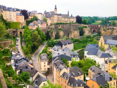 Luxembourg-Strasbourg-Frankfurt TRIO City Break