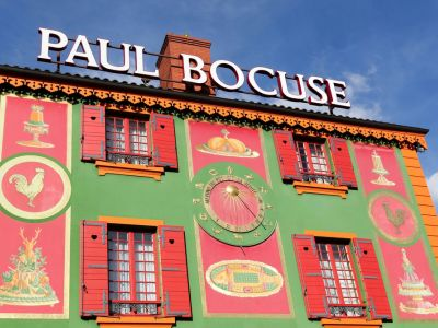 Lyon bucatar Paul Bocuse restaurant Paul Bocuse