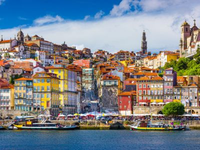 Lisabona-Madeira-Porto