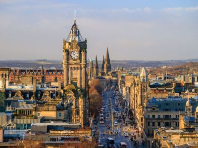 Edinburgh City Break
