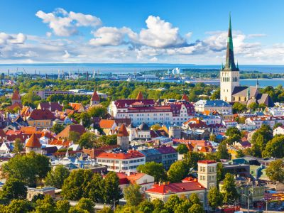 City Break la Tallinn