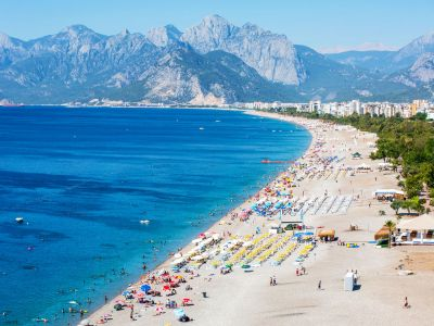 Antalya All Inclusive la 5 stele