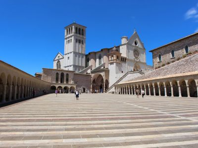 Assisi Basilica di San Francesco