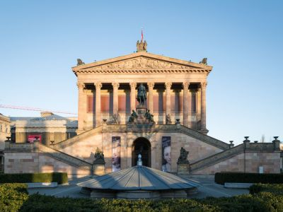 Berlin Museumsinsel Galeriile Nationale