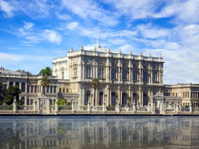 Istanbul Palat Dolmabahce
