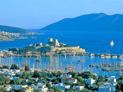 Bodrum-Rodos DUO Sejur All Inclusive