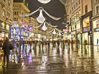 Viena shopping Graben Str