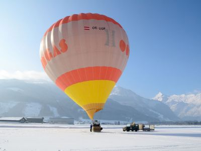 Zell am See International Balloon Trophy