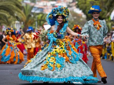NOU Carnaval in Madeira