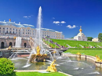 Rusia Moscova-St Petersburg