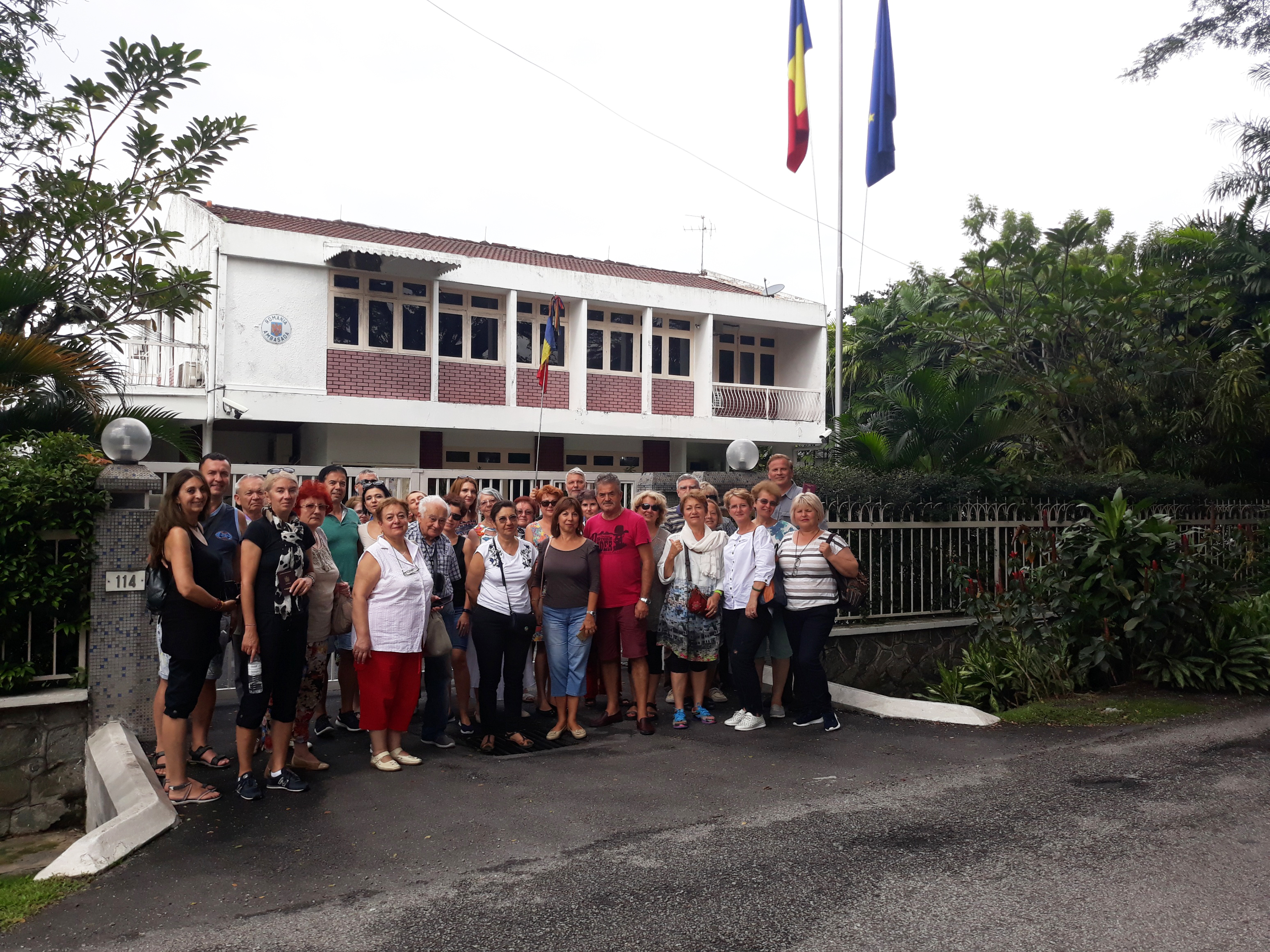Kuala Lumpur Ambasada Romaniei