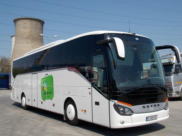 autocarul Setra
