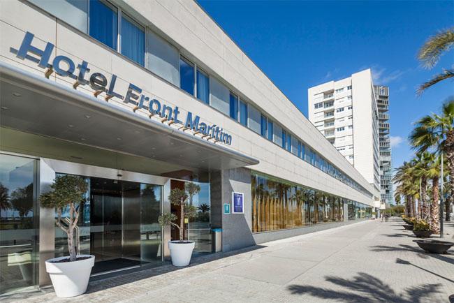 Barcelona Hotel Front Maritim