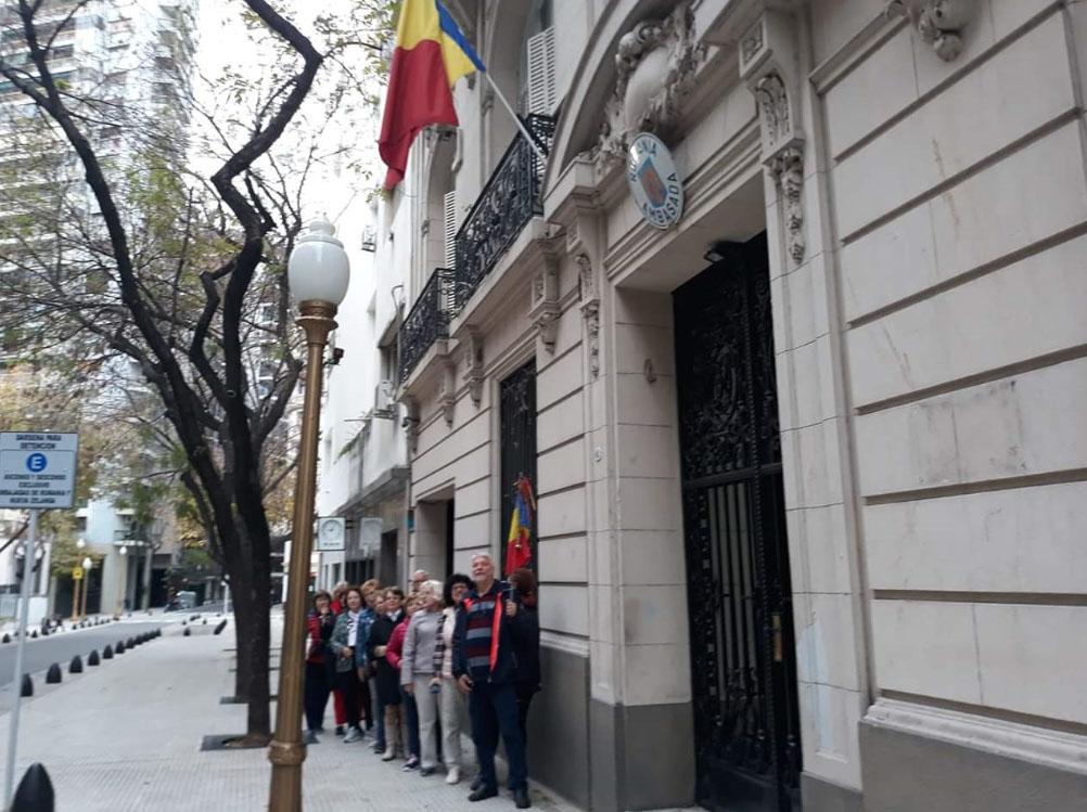 Buenos Aires sectia de votare