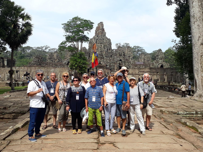 Cambodgia Angkor Templu Bayon