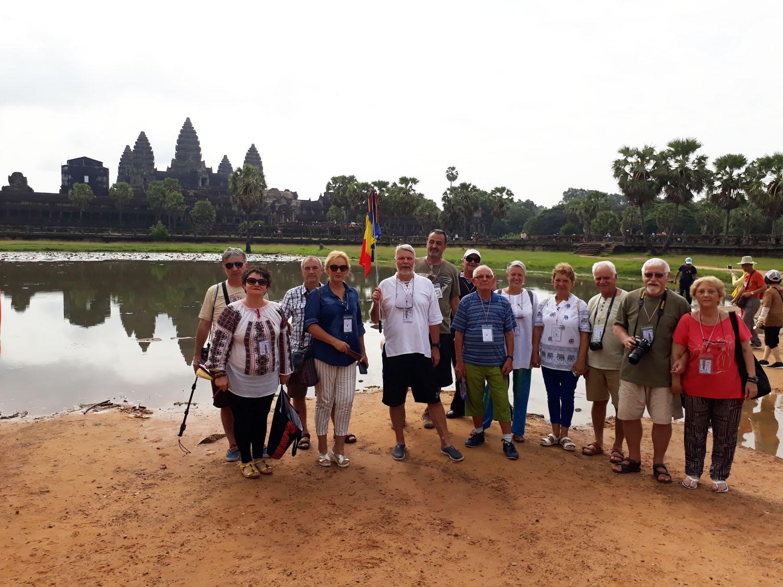 Cambodgia Angkor Wat