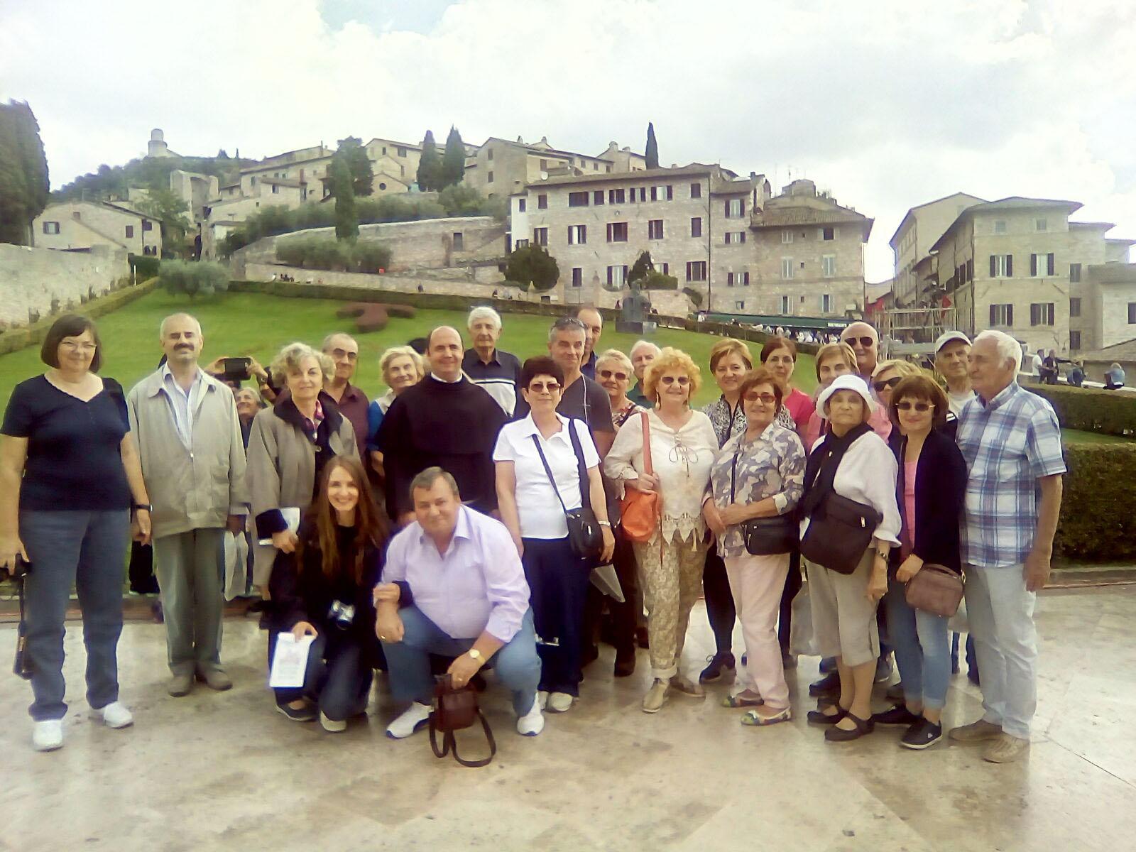 Assisi Sept 2017