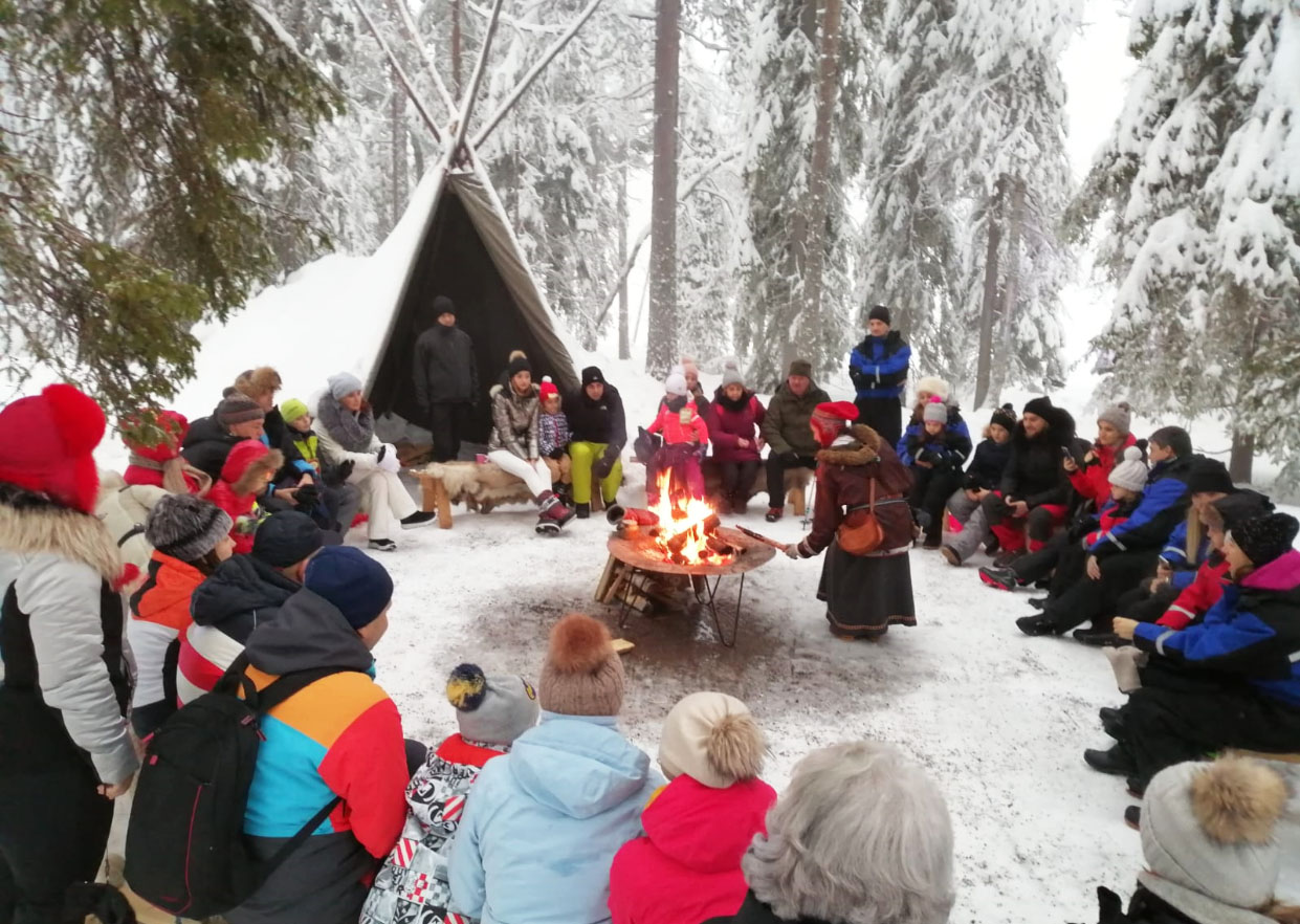 Craciun Laponia 2019