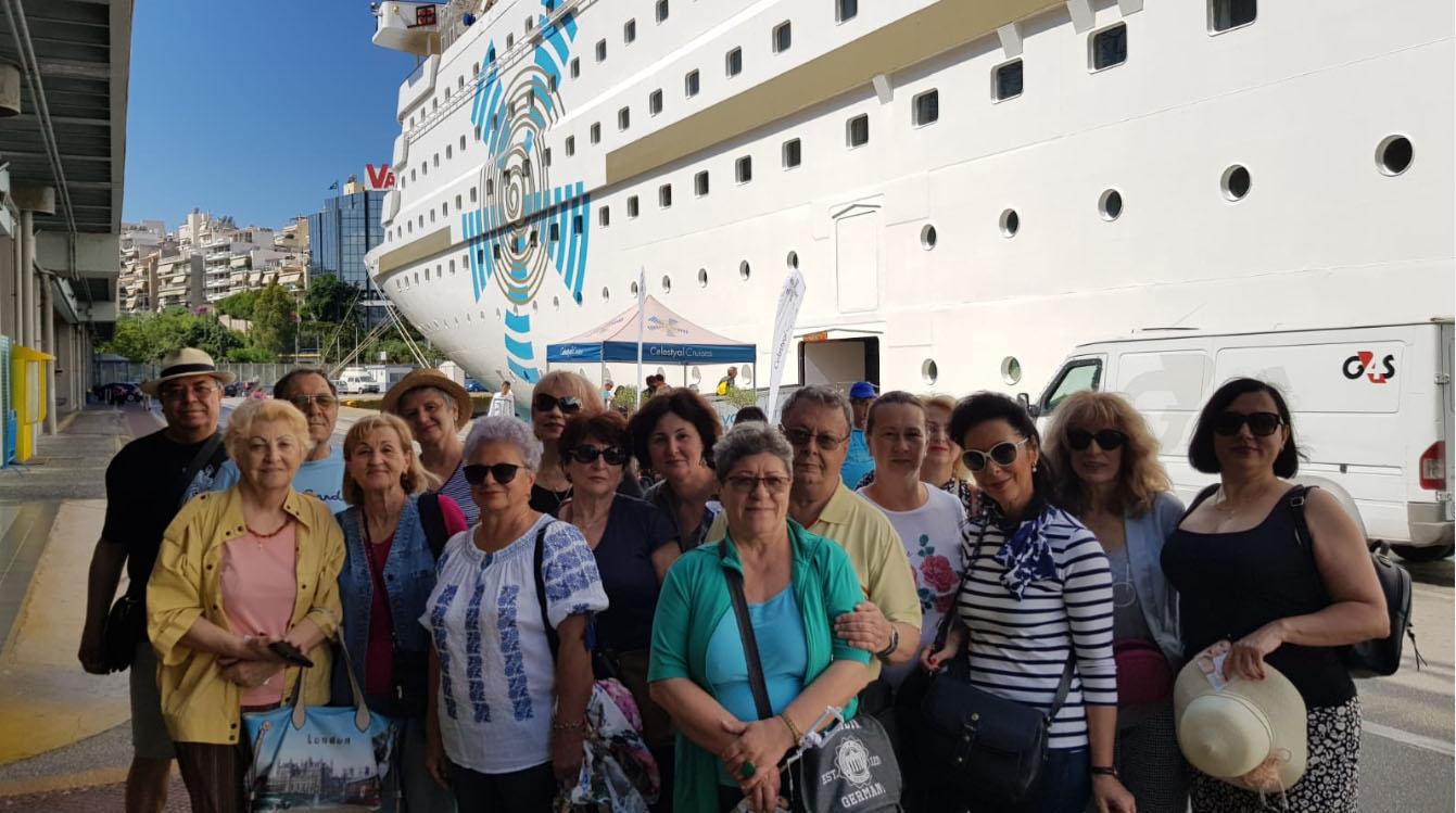 Croaziera Insulele Grecesti