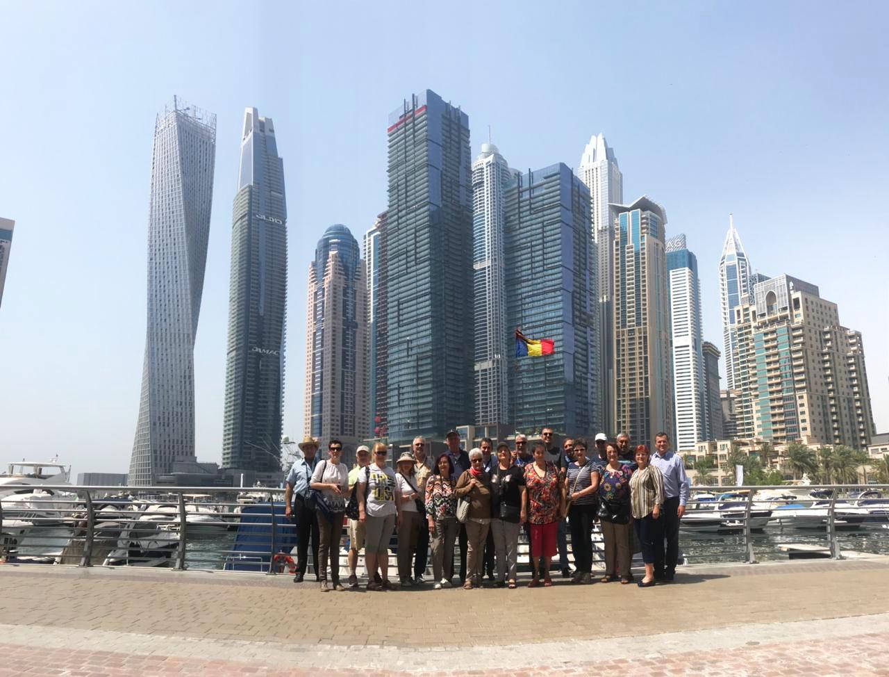 Dubai mai 2019