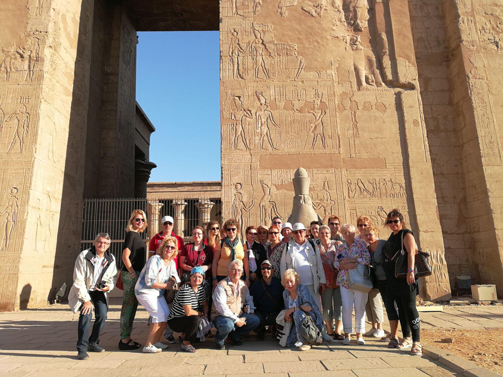 Egipt Edfu