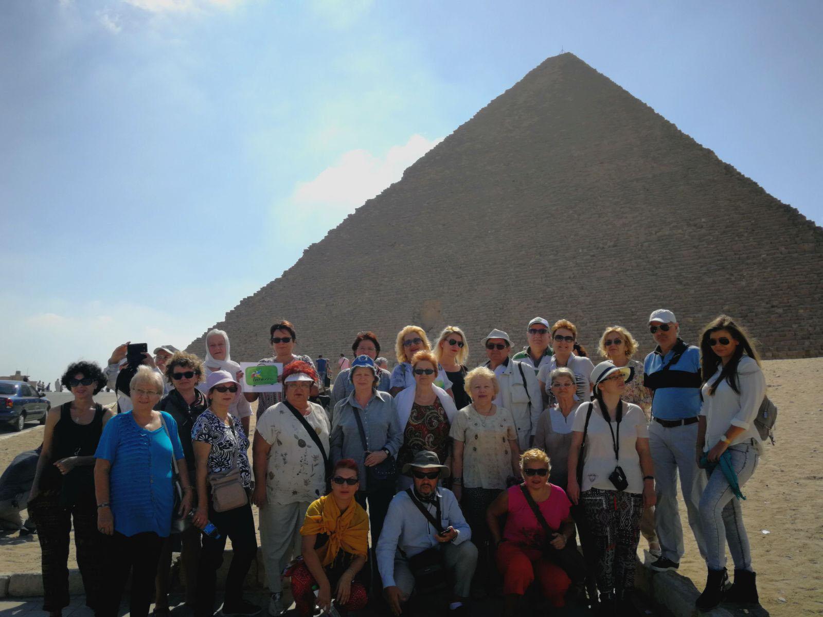 Egipt Piramida lui Keops