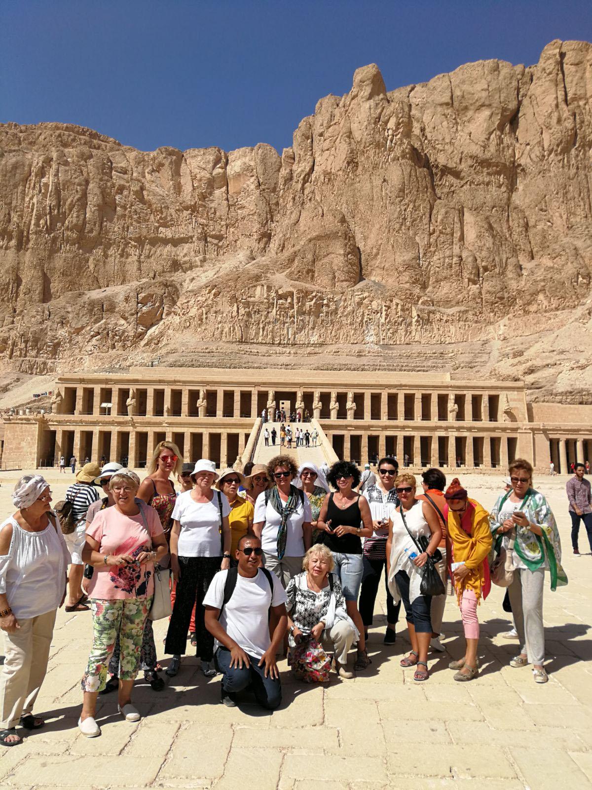 Egipt Templul Hatchepsut