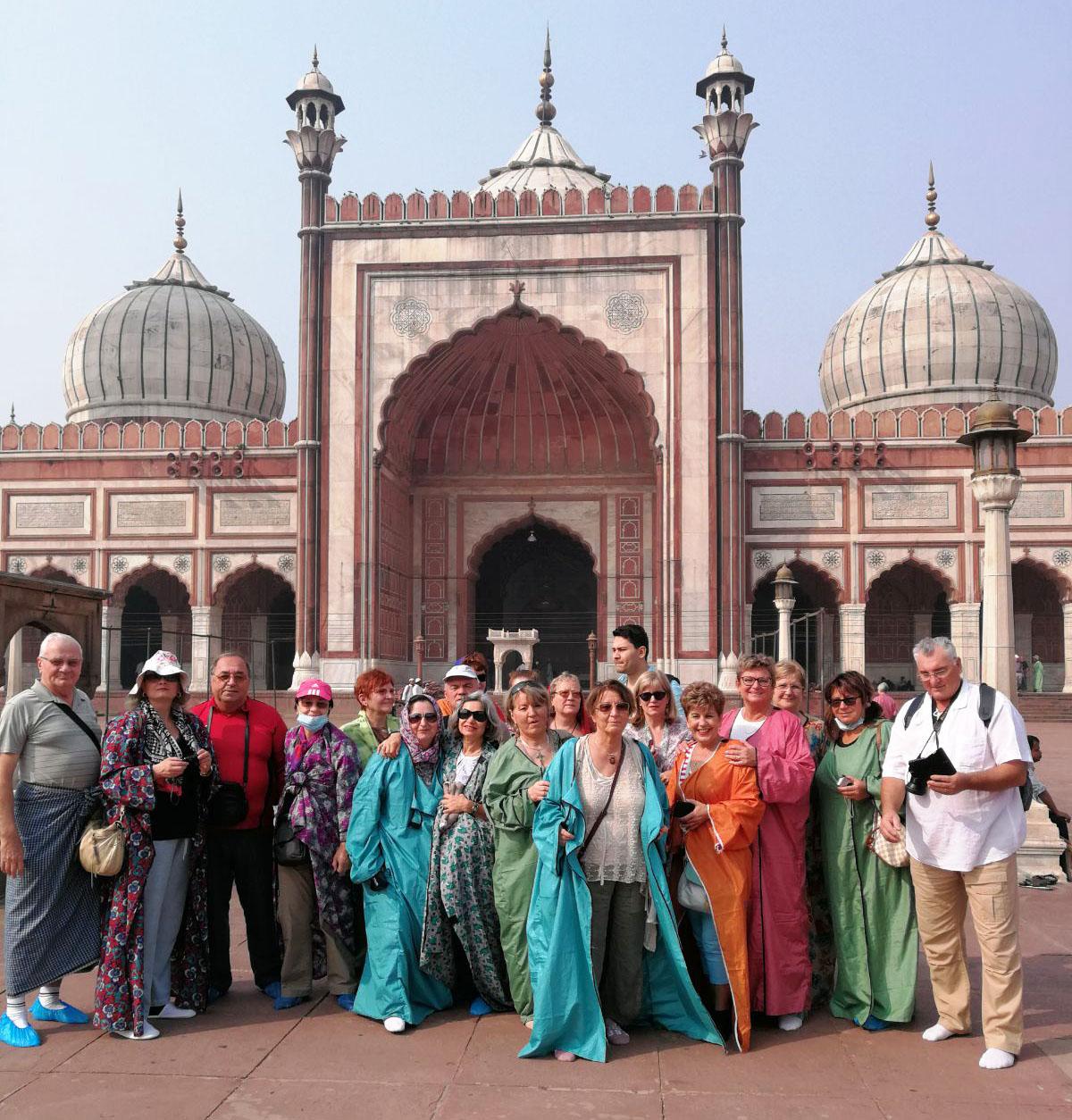 Delhi Oct 2017