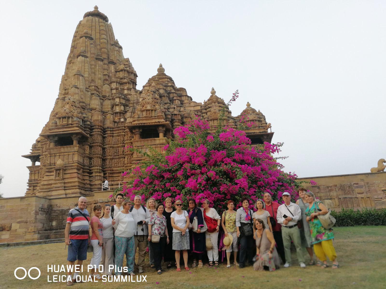 India Khajuraho Templul Kamasutra