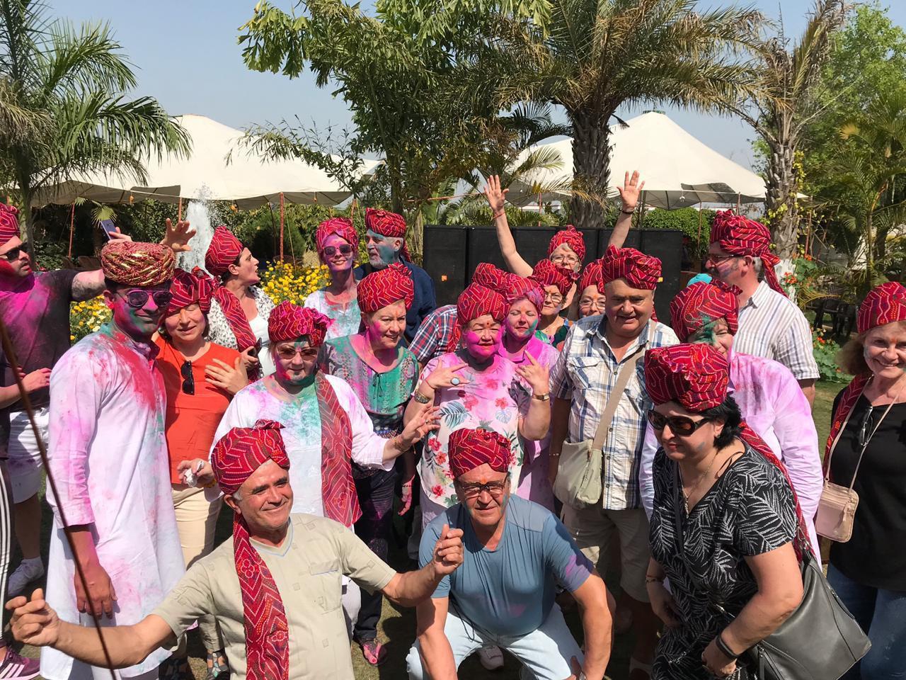 Sarbatoare Holy India