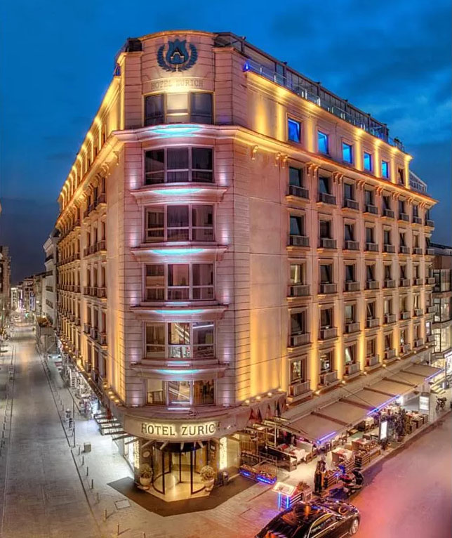 Istanbul Hotel Zurich