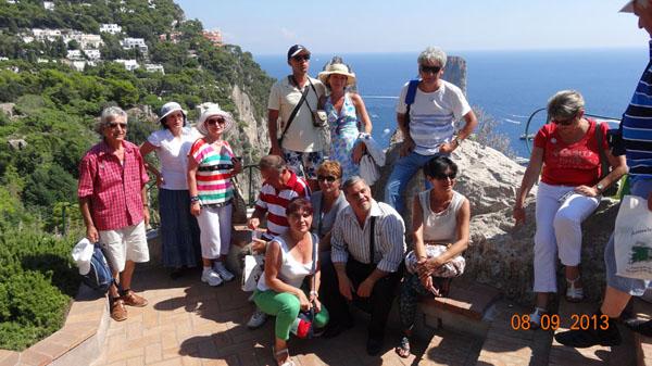 Italia, Capri, Insula Capri