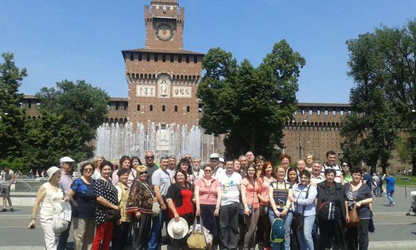 Castel Sforzesco Milano