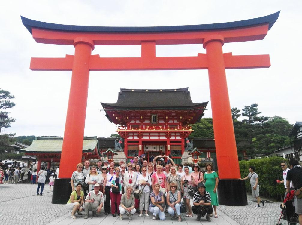 Japonia Marele Tour 2018