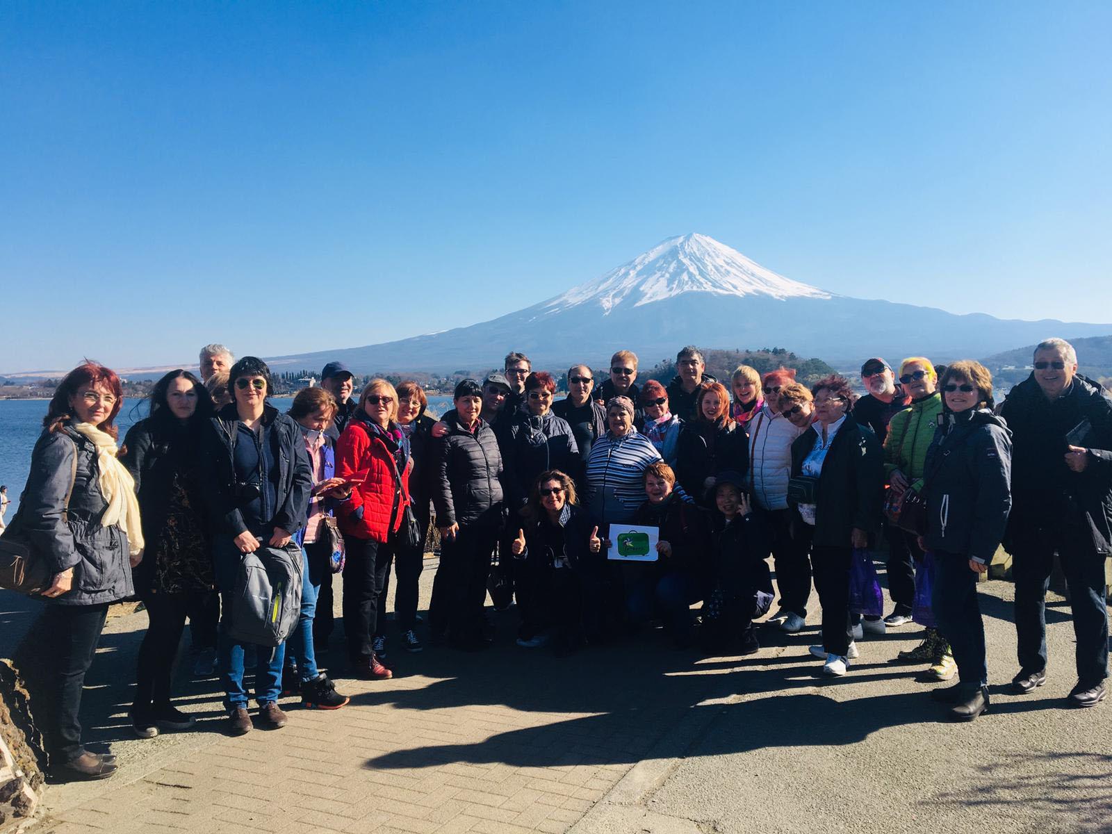 Japonia Munte Fuji