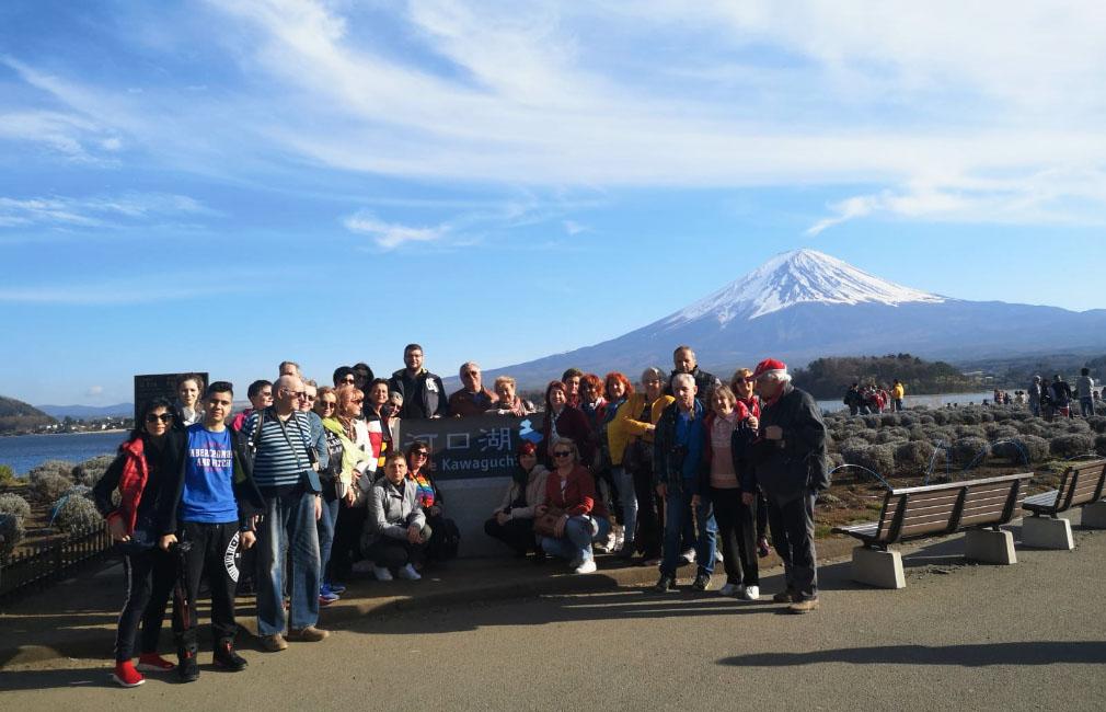 Japonia Muntele Fuji