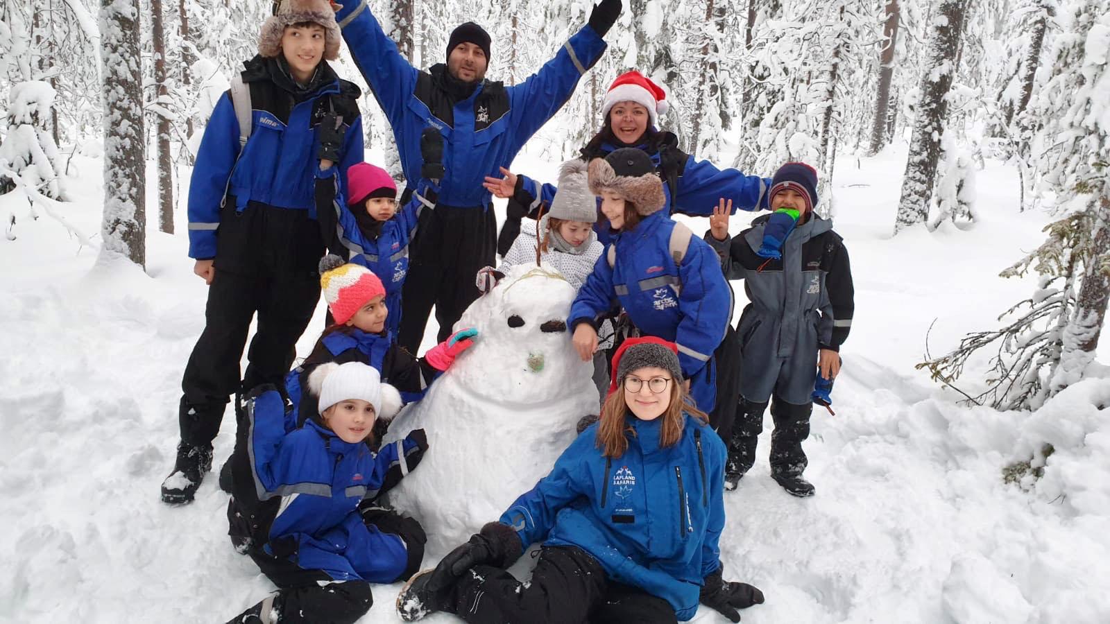 Laponia plecarea 2019