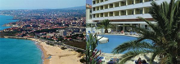 Litoral Portugalia, Hotel Praia Mar Carcavelos