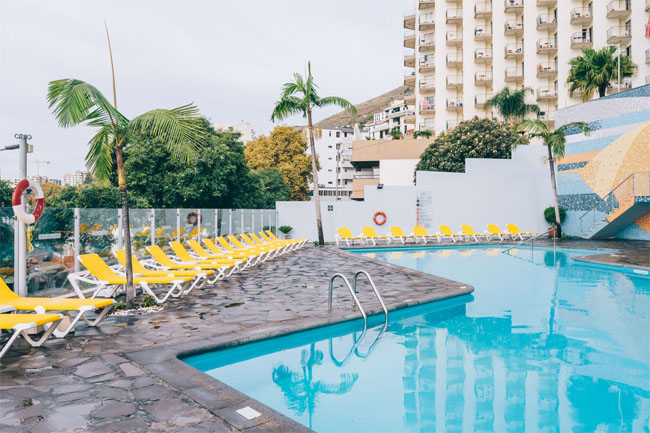 Madeira Hotel Muthu Raga