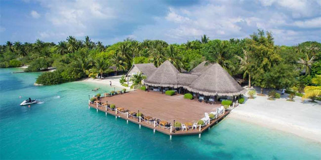 Maldive Hotel Adaaran Select Hudhuran Fushi