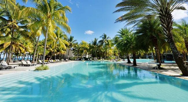Mauritius Hotel Ravenalla Attitude