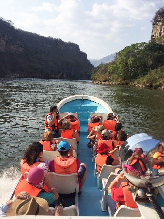 Mexic Canionul Sumidero