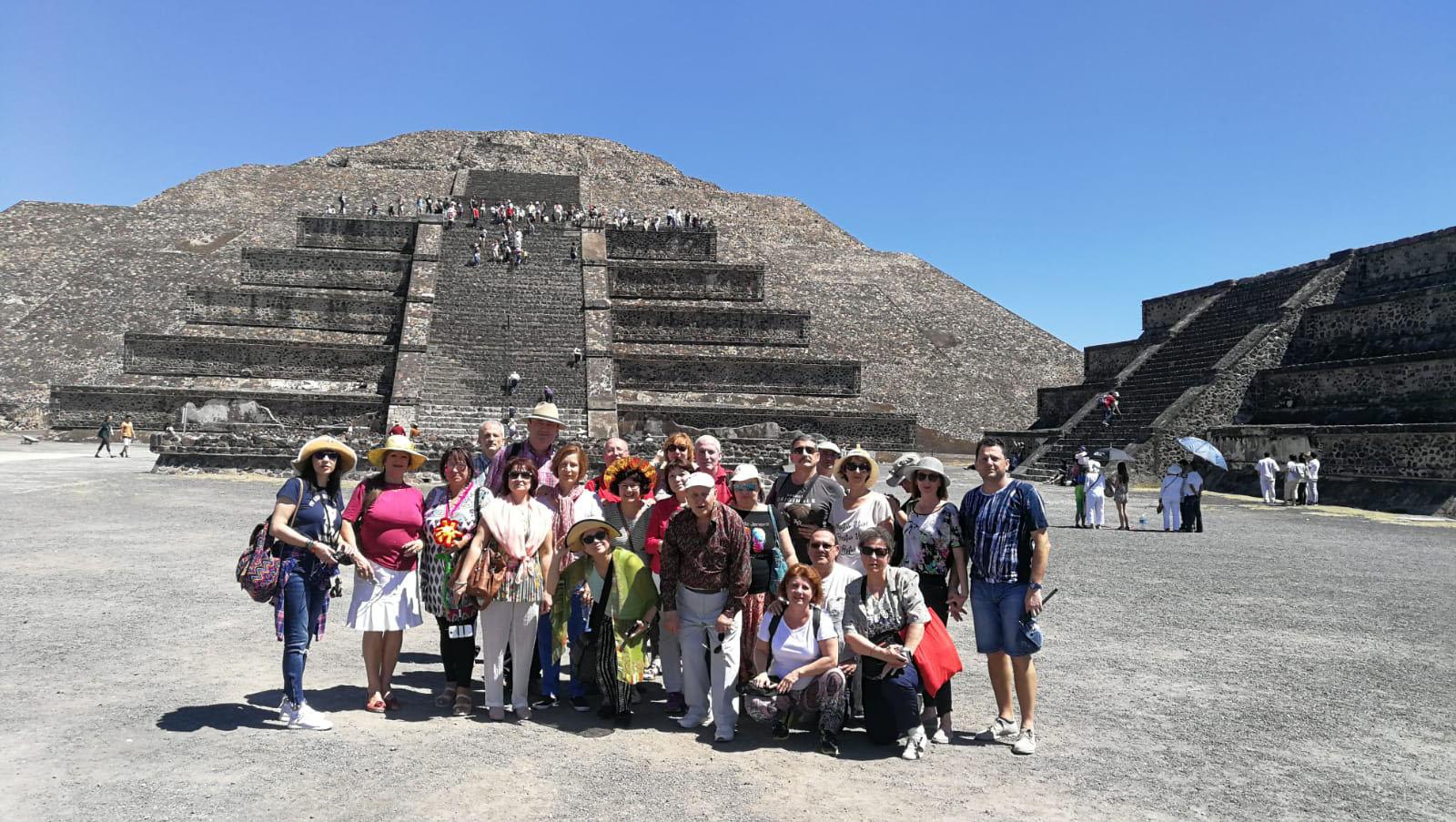 Mexic Teotihuacan Mar 2018