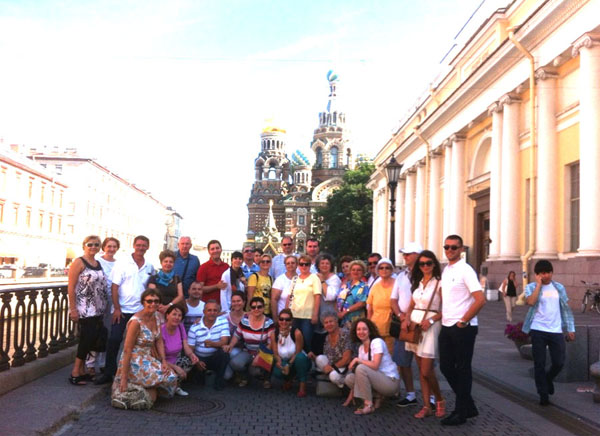 Rusia, St Petersburg